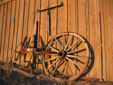 Vintage Details by the Blacksmith Barn at This Western Movie Location Photographic Print by Stephen St. John
