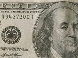Portrait of Benjamin Franklin on the One Hundred Dollar Bill Photographic Print by Joel Sartore