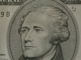 Portrait of Alexander Hamilton on the Ten Dollar Bill Photographic Print by Joel Sartore