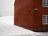 Military Barracks at Kastellet Lmina fotogrfica por Cotton Coulson