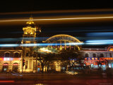 The Old Train Station at Tiananmen Square Photographic Print by Richard Nowitz