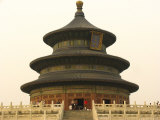 Hall of Prayer for Good Harvests in the Temple of Heaven Photographic Print by Richard Nowitz
