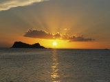 A Caribbean Sunset Photographic Print by Heather Perry