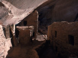 Ruined Dwelling of Ancient Pueblo Indians at Keet Seel Photographic Print by Ira Block