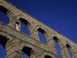 A View of the Roman Aqueduct , Segovia, Spain Photographic Print by Taylor S. Kennedy