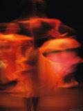 Performance by the Africa Ballet Troupe, Nairobi, Kenya Fotografie-Druck von Michael Nichols