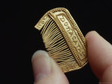 A Gold Comb Belonging to Dona Catalina De Guzman of Manila Photographic Print by Sisse Brimberg