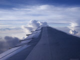 Airplane Wing Photographic Print by Stacy Gold