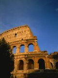 The Colosseum Lit by the Late Day Sun Photographic Print by Taylor S. Kennedy