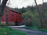 Alley Spring Mill near Eminence, Missouri, USA Photographic Print by Gayle Harper