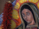 Virgen de Guadelupe, New Mexico, USA Reprodukcja zdjęcia autor Judith Haden
