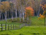 Rural Landscape, East Arlington, Vermont, USA Photographic Print by Joe Restuccia III