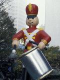 Nutcracker during Holiday Parade, Seattle, Washington, USA Photographic Print by John & Lisa Merrill