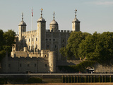 The Tower of London on Sunny Summer Day Photographic Print