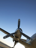 Propeller of an Airplane Photographic Print