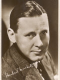 Herbert Marshall British Actor of Stage and Screen Photographic Print