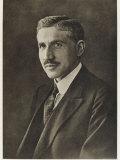 Otto Meyerhof, German Biochemist, Photographic Print