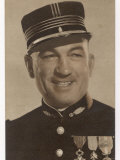 Victor Mclaglen British Actor in British Silent Films and American Talkies Seen Here in Uniform Photographic Print