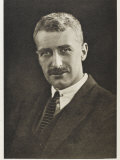 Archibald Vivian Hill English Physiologist Photographic Print