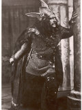 Sir Herbert Draper Beerbohm Tree English Actor-Manager in the Role of Macbeth Photographic Print