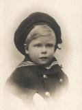 Edward VIII as Prince Edward as a Boy Photographic Print