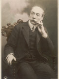 Andre-Charles-Prosper Messager French Composer and Conductor Photographic Print