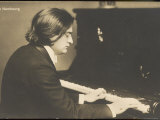 Mark Hambourg Russian-Born Pianist Photographic Print