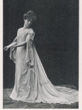 German New Artistic Reform Dress Photographic Print