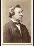 August Wilhelm Von Hofmann German Chemist Photographic Print