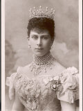Queen Mary Wife of George V Photographic Print