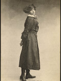 Sidonie-Gabrielle Willy, French Novelist, Photographic Print