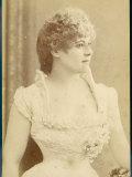 Mrs Maddick Actress Photographic Print