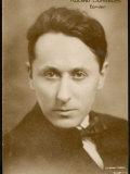 Roland Dorgeles Alias Lecavele French Writer Photographic Print