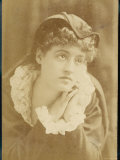 Winifred Emery English Actress Wife of Cyril Maude Photographic Print