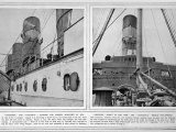 The Lusitania is Painted War- Grey Early in the War Photographic Print