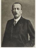 Fritz Pregl Austrian Chemist Photographic Print
