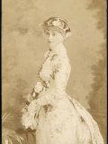 Mrs Marian Actress Photographic Print