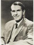 Frederick Sanger, English Biochemist, Photographic Print