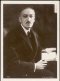 Andre Maurois Alias Esw Herzog French Novelist and Biographer Photographic Print