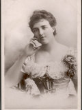 Amelie Queen of Portugal Wife of Carlos I Daughter of the Comte de Paris Photographic Print