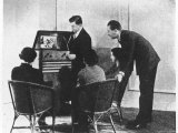 An Early Demonstration of Baird's Television System Photographic Print