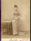 Jeanne Granier French Actress Photographic Print