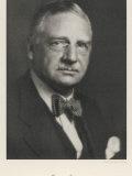 Otto Loewi American Pharmacologist Born in Germany Lámina fotográfica