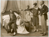 "Dramatic Scene from ""Mr. What's-His-Name"" at Wyndham's Theatre London Photographic Print"