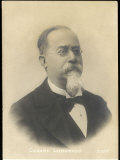 Cesare Lombroso Italian Physician and Criminologist Photographic Print