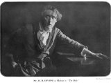 "Harry Brodribb Irving English Actor-Manager as Mathias in ""The Bells"" Photographic Print"