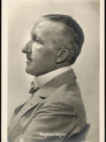 Siegfried Wagner Son of Richard Wagner a Composer in His Own Right and Director of Bayreuth Photographic Print