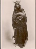 Mr. Arthur Bourchier Dressed for the Part of Macduff Photographic Print