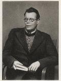 Mikhail Isakovsky, Russian Poet Photographic Print