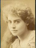 Miss Calhoun Actress Photographic Print
